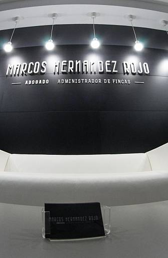 lawyers office, Marcos Hernandez