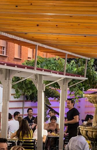 GRIAL terrace